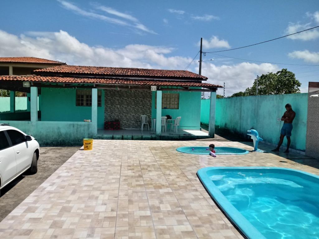 Casa residencial à venda, É para você que sempre desejou morar em uma belíssima casa no litoral sul paraibano, chegue!!!