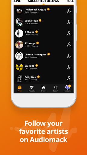 Audiomack - Download New Music screenshot 5