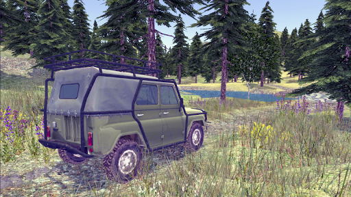 4X4 SUVs Russian Off-Road 2 - screenshot