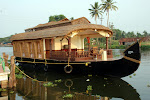 backwater boat house kerala@ kannur