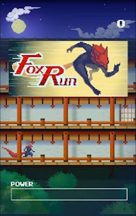 fox run: simple ninja jump action game apk screenshot