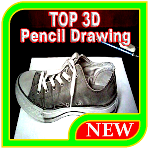 TOP 3D Pencil Drawing