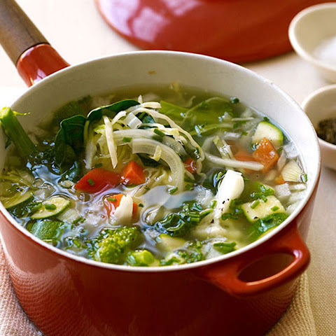 Fresh Vegetable Soup – Weight Watchers Recipes