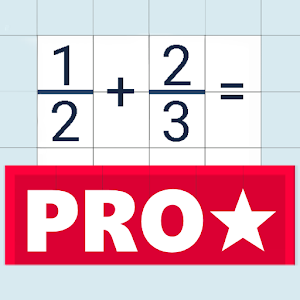 Fractions and Division PRO Online PC (Windows / MAC)