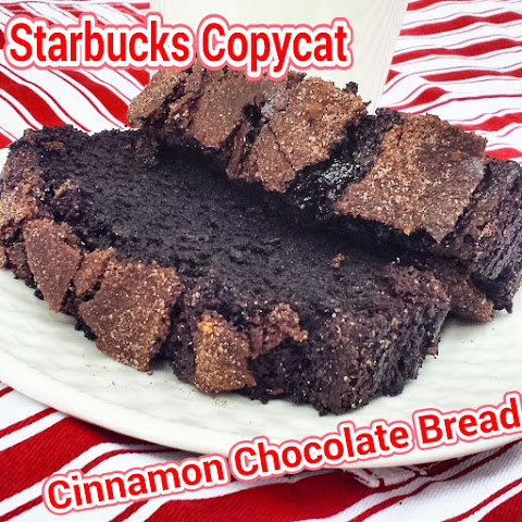 Starbucks Copycat Chocolate Cinnamon Bread