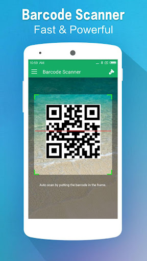 QR Code Scan & Barcode Scanner screenshot 1