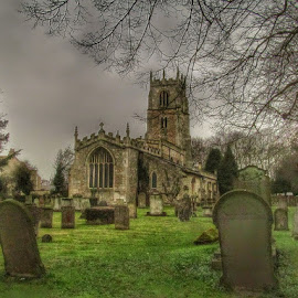Rest in Peace. by Gordon Westran - Buildings & Architecture Places of Worship ( church, cemetry, trees, grave, burial )