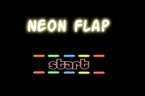 Neon Lights Game - screenshot