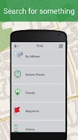 Screenshot of Navitel Navigator GPS & Maps