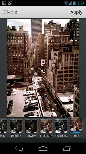Aviary Effects: Street screenshot 1