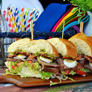 Cobb Sandwich Recipes