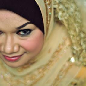 Wedding : Liyagath Ali & Uzie Azlinda by Amri Mohd Amin Full - Wedding Other