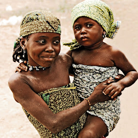 Fulani Girls of Nigeria by Adelia Zamfir - News & Events World Events