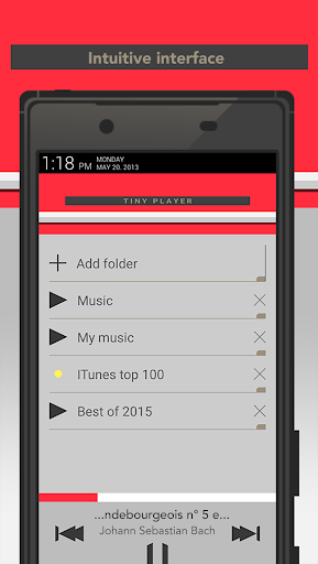 Tiny Player - screenshot
