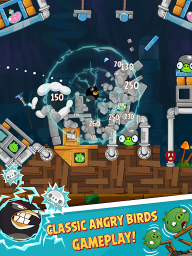Angry Birds Classic screenshot 9