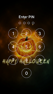 Halloween Lock Screen - screenshot