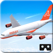 VR Airplane Flight Simulation APK for iPhone