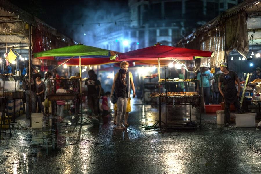 Pasar Malam Gadong, Brunei Darussalam by Mohamad Sa'at Haji Mokim - City,  Street & Park  Markets & Shops ( pwcmarkets )