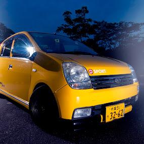carz by Hafiz Othman - Transportation Automobiles ( car, compact, johor, malaysia, k-car )