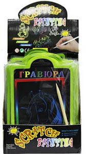 Гравюра Цветная в ассортименте Шоу-Бокс /50 шт.