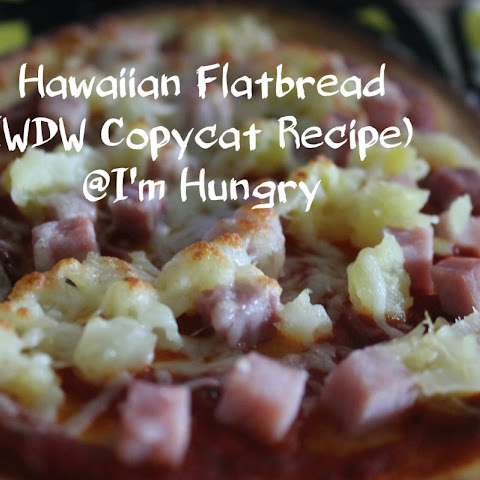 Hawaiian Flatbread