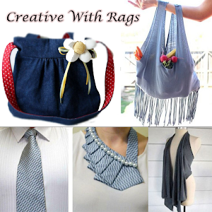 Creative With Rags
