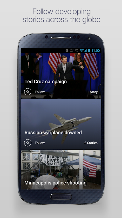 Yahoo - News, Sports & More Screenshot 5