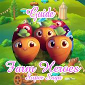 Download Full Guide For Farm Heroes Saga New 1.0 APK