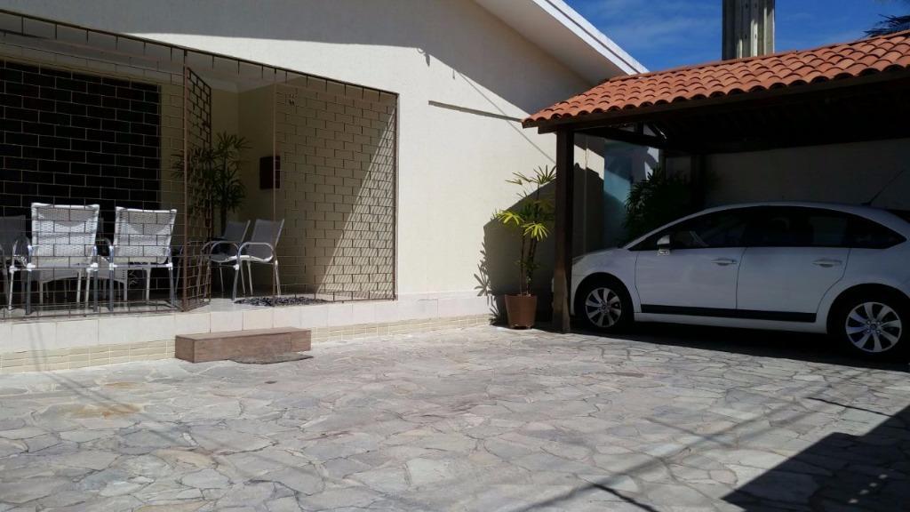 Casa residencial à venda, Cristo Redentor, João Pessoa - CA1292.