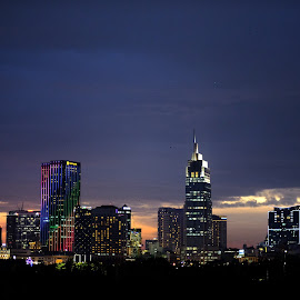 Night night by Beh Heng Long - City,  Street & Park  Skylines ( saigon )