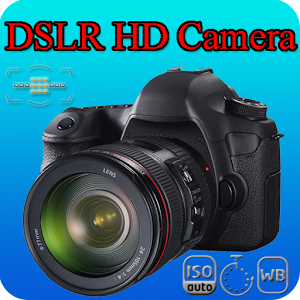 DSLR HD Camera for PC-Windows 7,8,10 and Mac