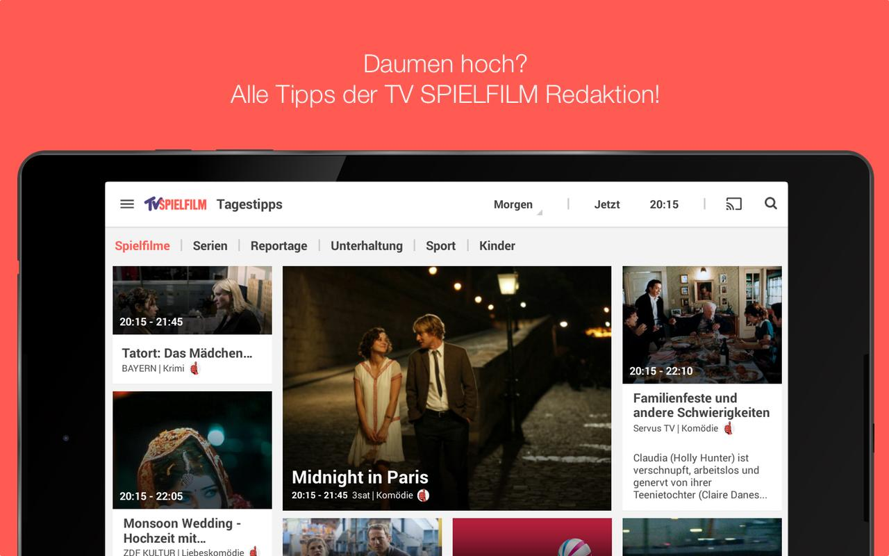 TV SPIELFILM - TV Programm Screenshot 14