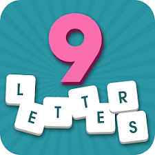 9 Letters-Word Brain Puzzle