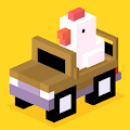 Game Crossy Road apk for kindle fire