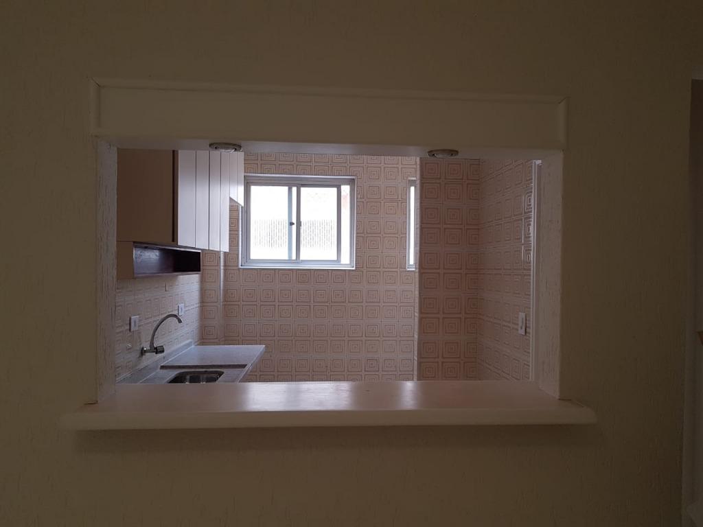 Apartamento com 1 dormitório à venda, 72 m² por R$ 265.000,00 - Centro - São Vicente/SP