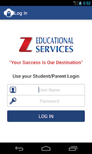 Z Educational Services - screenshot
