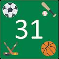 MyCal Sports APK for Windows