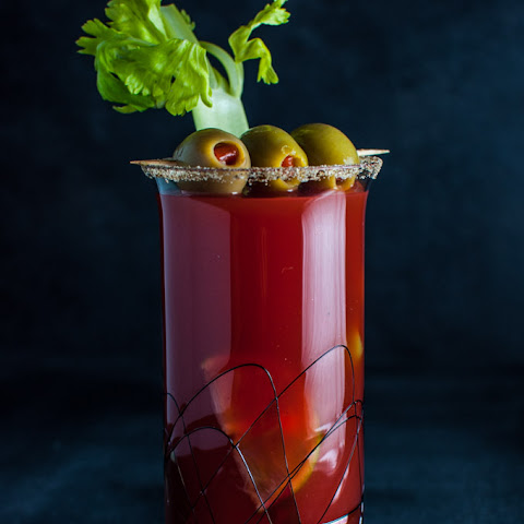 Canadian Caesar Cocktail