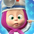 Game Masha Doctor: pet clinic version 2015 APK