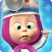 Masha Doctor: pet clinic APK for Bluestacks