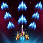 Galaxy Shooter Space Shooting Icon