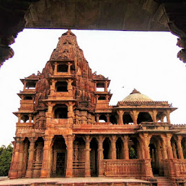 Mandore Gardens by Anjana Chakraborti - Buildings & Architecture Public & Historical