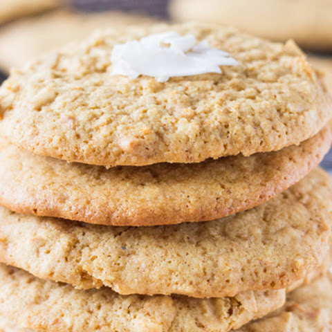 "Toasted Coconut ""Sugar"" Cookies"