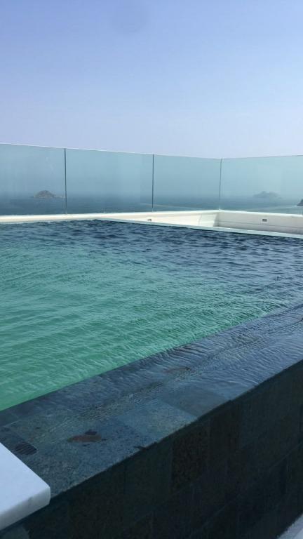 São Conrado- RJ-Cobertura LINDA com 4 suites,  448m á venda!