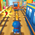 Subway Doramon Surf Runner