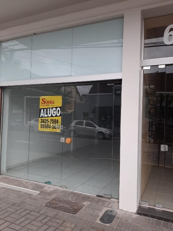 Sala Comercial Joinville Centro 2133607