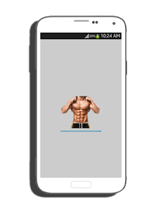 Bodybuilding Workout Routines Fitness app screenshot for Android