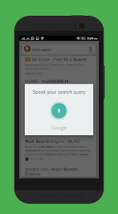 Multi Search - Alpha- screenshot thumbnail