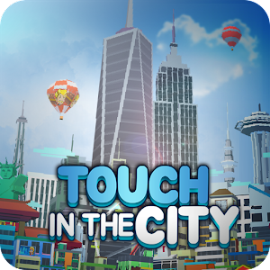 City Growing-Touch in the City( Clicker Games ) For PC (Windows & MAC)