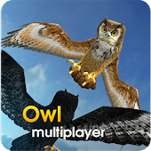 Download Great Horned Owl Multiplayer APK on PC